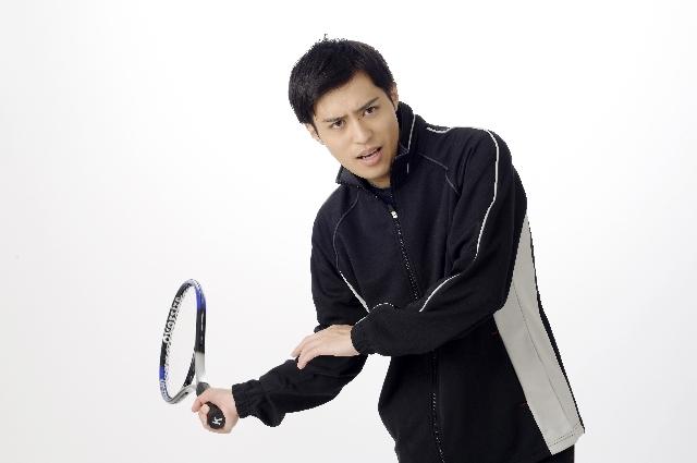 テニスコーチ 英語発音は英会話の基本フォーム
