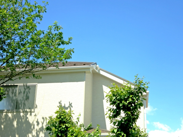 新しく建てられた家の英語表現