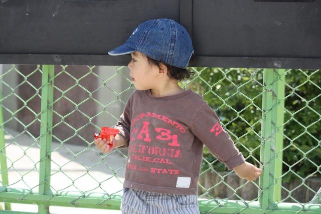 『その5歳の少年は道に迷った』の英語表現は?