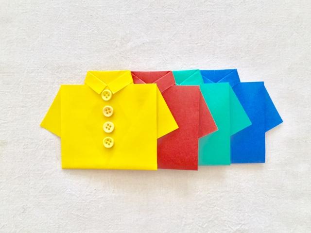 4種類のシャツ プライムイングリッシュとネイティブイングリッシュを4項目で比較!