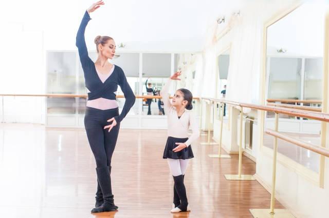 バレエの練習 プライムイングリッシュはあなたのしっかり練習をサポート