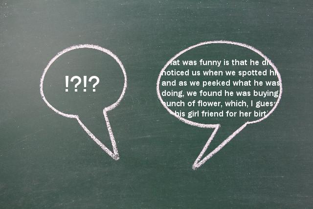 英語を英語のまま理解する
