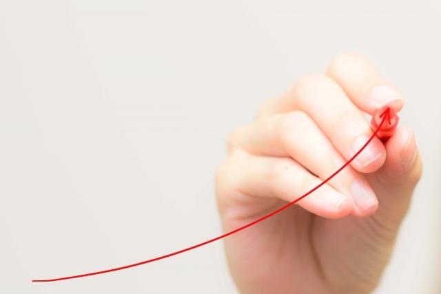 リスニング教材おすすめ 上昇矢印