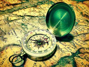 地図とコンパス 英語発音練習のゴール・方向性を知れば上達は速い