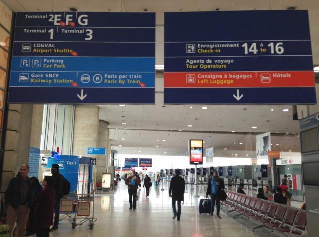 外国の空港 旅行の英語発音は?