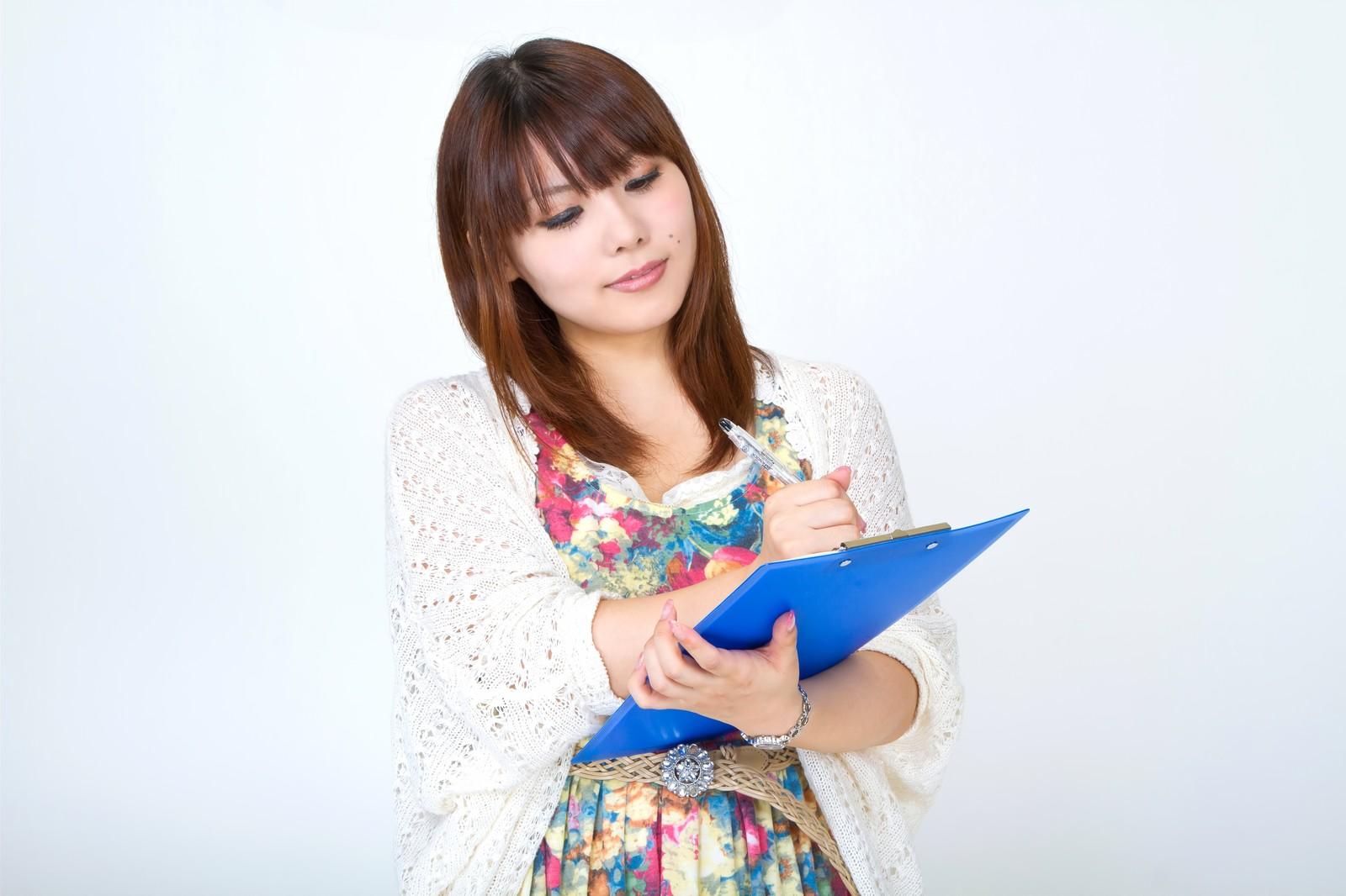 チェックする女性 30日間英会話速習プログラム:Final Englishの評価・感想・レビュー