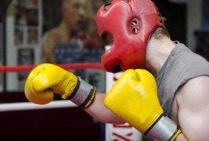 ボクシング練習 英作文は英語のルールを知り、できるレベルまで練習する