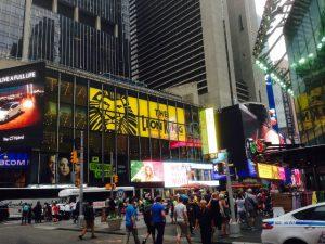 ニューヨーク、大都市