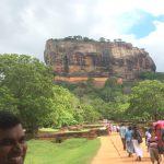 スリランカの世界遺産、シギリヤ王宮のガイドさんにビックリした話