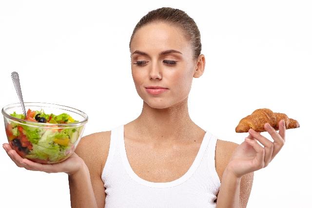 食べ物を区別する